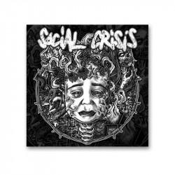 SOCIAL CRISIS - S/T - LP