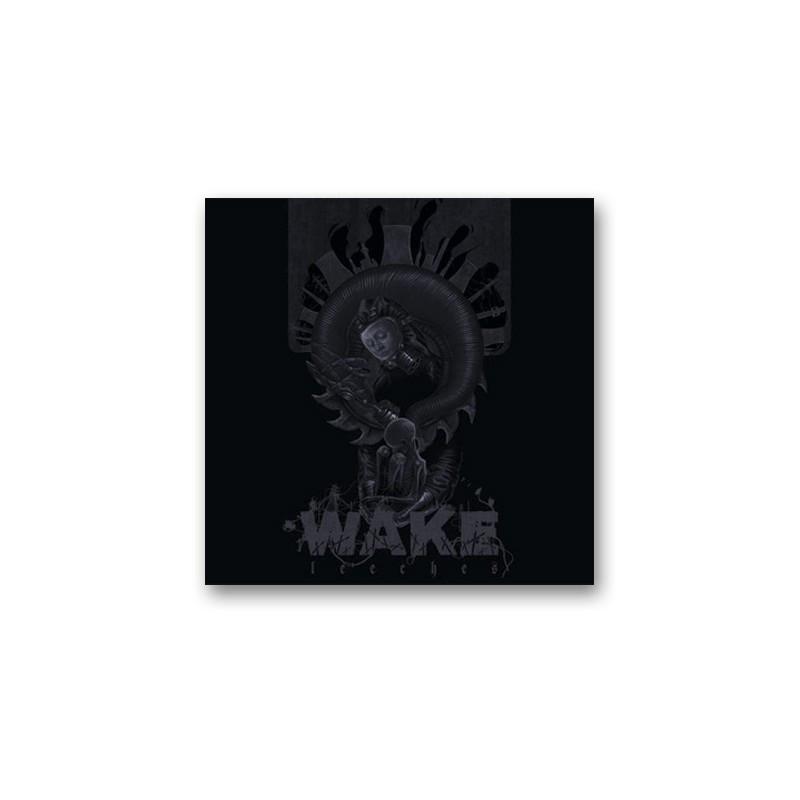 WAKE - Leeches-  LP