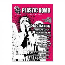 Plastic Bomb - Frühling 2016 + CD
