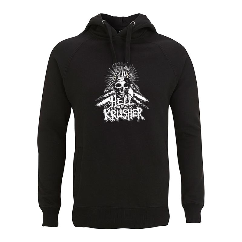 Hellkrusher – Kapuzenpullover N50P