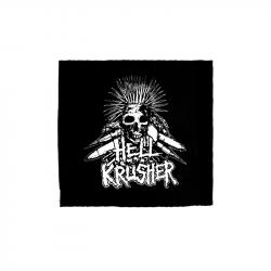 Hellkrusher – Aufnäher