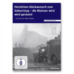 HERZLICHEN GLÜCKWUNSCH ZUM GEBURTSTAG - Die Mainzer wird geräumt - DVD