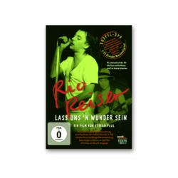 Lass uns n Wunder sein - Rio Reiser - Doppel-DVD