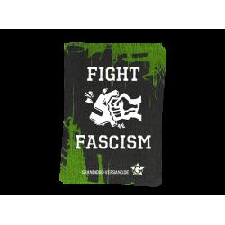 Grandioso - FIGHT FASCISM - Aufkleber - 30 Stück