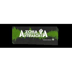 Grandioso - ZONA ANTIFASCISTA - Aufkleber - 30 Stück