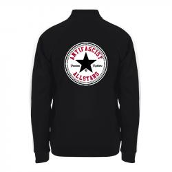 Antifascist Allstars - Star Black - Trainingsjacke – Sonar