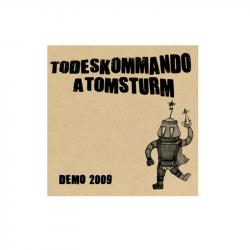 TODESKOMMANDO ATOMSTURM - Demo 2009 - EP 7''