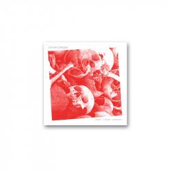 "DUESENJAEGER - leben lieben sterben - 10"" - transparentes Vinyl"