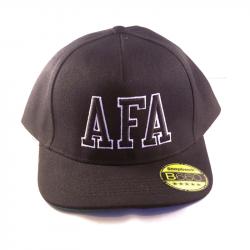 AFA - schwarzes Cap mit 3D-Stick