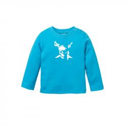 Pirate - Bio Baby Langarmshirt