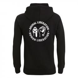 Animal Liberation – Kapuzenpullover N50P