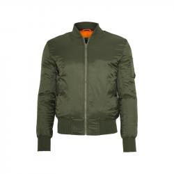 Basic Bomber Jacket - verschiedene Farben - URBAN CLASSICS