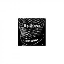 "TOTÄLICKERS - Street D-Beat - 7"" EP"