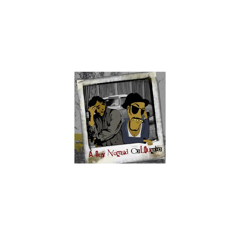 A GUY NAMED LOU - Cloumbo - CD