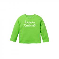 Lächelnzauberin - Baby Langarmshirt