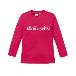 (B)Engelin - Kids Langarmshirt