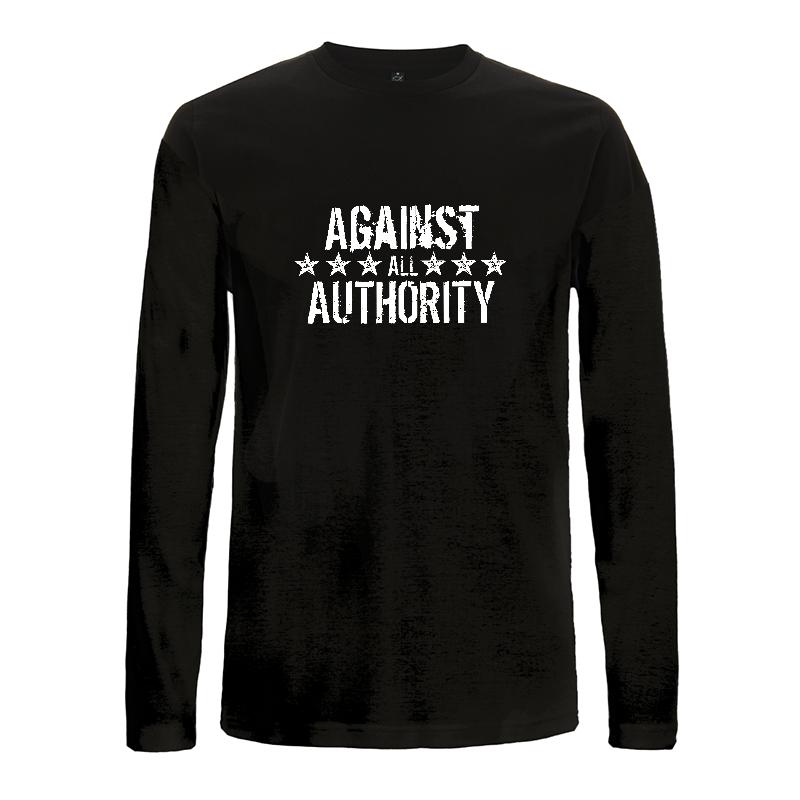 against all authority – Longsleeve EP01L
