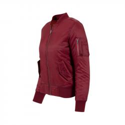 Ladies Basic Bomber Jacket - verschiedene Farben - URBAN CLASSICS