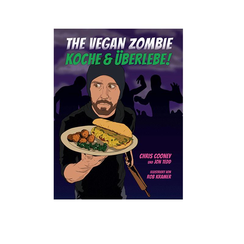 The Vegan Zombie - Chris Cooney / Jon Tedd