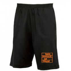 Kein Mensch ist illegal -  Shorts