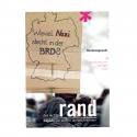 Der Rechte Rand - Juli / August 2017