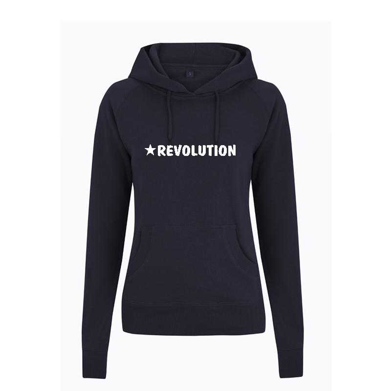 Revolution - taillierter Kapuzenpullover - Continental N53P