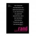Der Rechte Rand - September/Oktober 2017