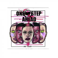 ONE STEP AHEAD- Hinter Fassaden  - LP