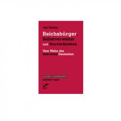 Reichsbürger, Selbstverwalter und Souveränisten - J. Rathje