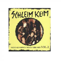 SCHLEIMKEIM - Nichts gewonnen, nichts verloren - Vol.2 - LP