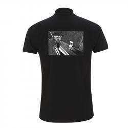 Knast Linol –  Polo-Shirt  N34