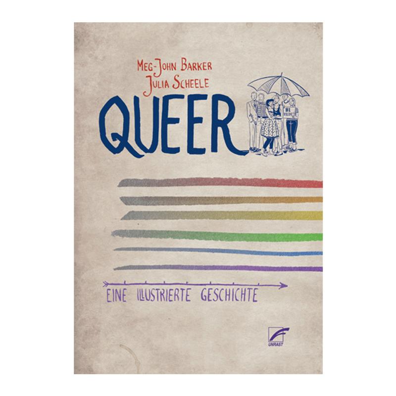 Queer - Julia Scheele, Meg-John Barker