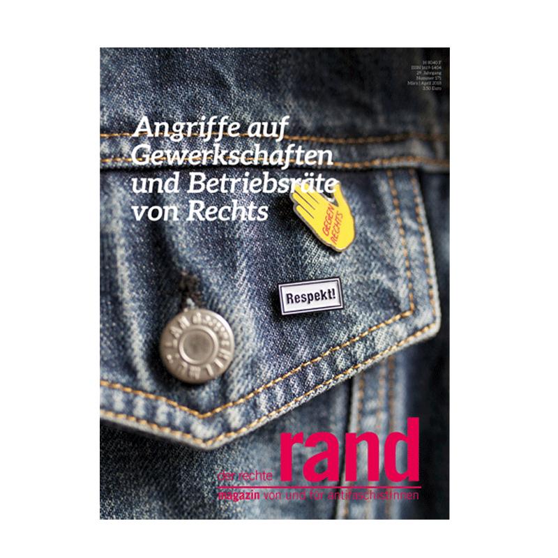 Der Rechte Rand - März/April 2018