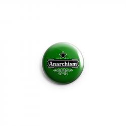 Anarchism - Button