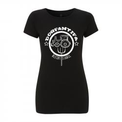 DorfAntifa - T-Shirt  tailliert - Continental EP04