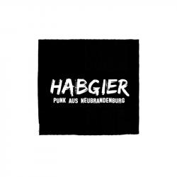 Habgier - Aufnäher
