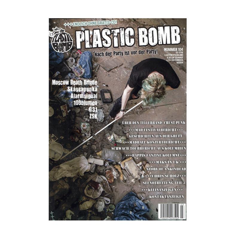 Plastic Bomb - Herbst 2018