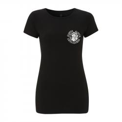 Alerta Alerta Antifascista – T-Shirt tailliert - Continental EP04