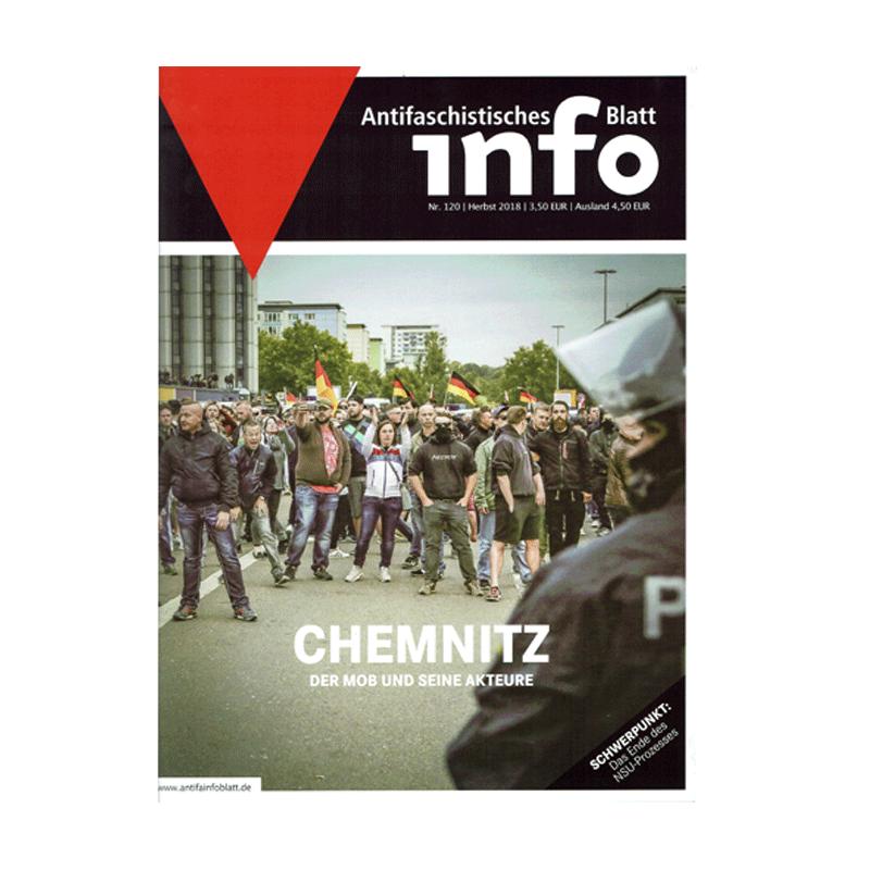 Antifaschistisches Infoblatt (AIB) - Herbst 2018