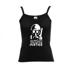 Too many Cops – Women's Tank-Top FotL