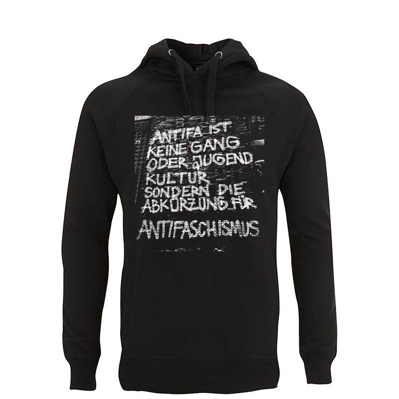 Antifa ist keine Gang - Kapuzenpullover - Continental N50P