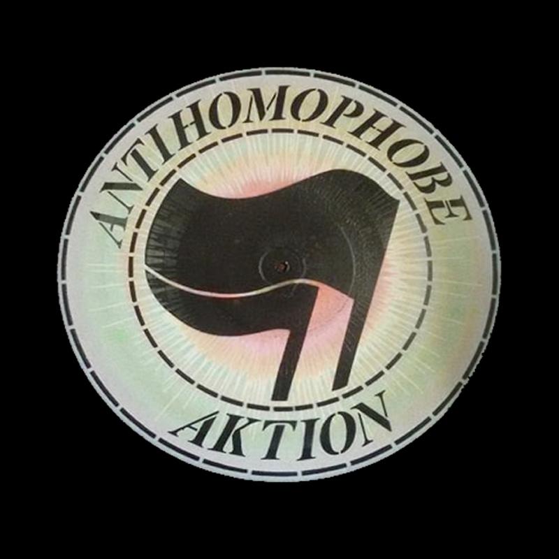 Antihomophobe Aktion - Vinylpropaganda