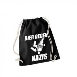 Freidenkeralarm - Bier gegen Nazis - Sportbeutel