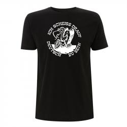 Ich scheiß drauf deutsch zu sein – T-Shirt N03