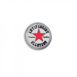 Antifascist Allstars Red - Metal-Pin