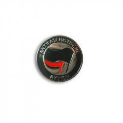 AFA SCHWARZ/ROT, Metal-Pin