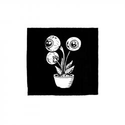 Eyeflower – Aufnäher