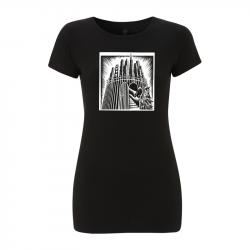 Drooker-Golden Gate City – Women's T-Shirt EP04