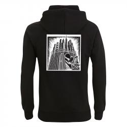 Drooker-Golden Gate City – Kapuzenpullover N50P