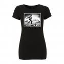 Drooker-The Grim Sower – Women's T-Shirt EP04